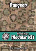 Heroic Maps - Modular Kit: Dungeon