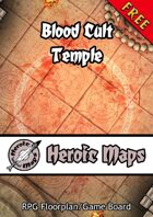 Heroic Maps - Blood Cult Temple