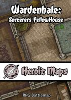 Heroic Maps: Wardenhale Sorcerers FellowHouse