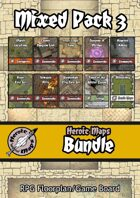Heroic Maps - Mixed Pack 3 [BUNDLE]
