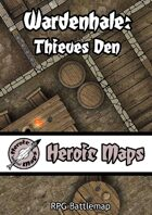 Heroic Maps: Wardenhale Thieves Den