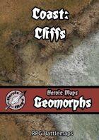 Heroic Maps - Geomorphs: Coast - Cliffs