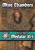 Heroic Maps - Modular Kit: Mine Chambers