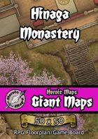 Heroic Maps - Giant Maps: Hinaga Monastery