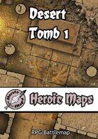 Heroic Maps - Desert Tomb 1