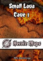 Heroic Maps - Small Lava Cave 1