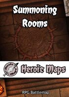 Heroic Maps - Summoning Rooms