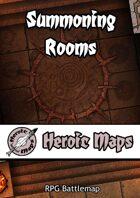 Heroic Maps - Summoning Rooms