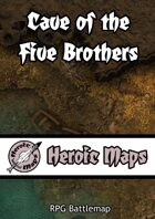 Heroic Maps - Cave of the Five Brothers
