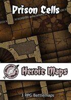 Heroic Maps - Prison Cells