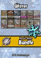 Heroic Maps - Winter [BUNDLE]