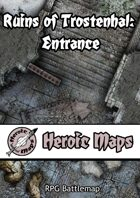 Heroic Maps - Ruins of Trostenhal: Entrance