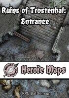 Heroic Maps - Ruins of Trostenhal: Entrance