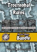 Heroic Maps - Ruins of Trostenhal [BUNDLE]