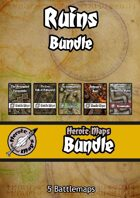 Heroic Maps - Ruins [BUNDLE]