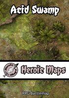Heroic Maps - Acid Swamp