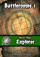 Heroic Maps - Explorer: Battlerooms 1