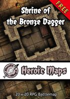 Heroic Maps - Shrine of the Bronze Dagger