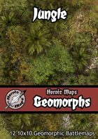 Heroic Maps - Geomorphs: Jungle
