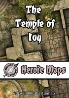 Heroic Maps - The Temple of Ivy