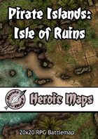Heroic Maps - Pirate Islands: Isle of Ruins