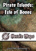 Heroic Maps - Pirate Islands: Isle of Bones