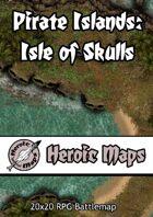 Heroic Maps - Pirate Islands: Isle of Skulls