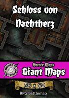 Heroic Maps - Giant Maps: Schloss von Nachtherz