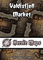 Heroic Maps - Valdisfjell Market