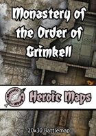 Heroic Maps - Monastery of the Order of Grimkell