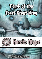 Heroic Maps - Tomb of the Frost Giant King