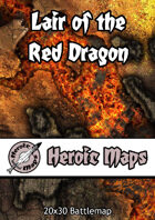 Heroic Maps - Lair of the Red Dragon