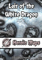 Heroic Maps - Lair of the White Dragon