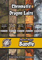 Heroic Maps - Chromatic Dragon Lairs [BUNDLE]