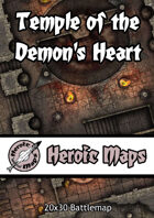 Heroic Maps - Temple of the Demon's Heart