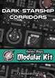 Heroic Maps - Modular Kit: Dark Starship Corridors