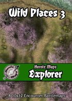 Heroic Maps - Explorer: Wild Places 3