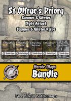 Heroic Maps - St Olfryc's Priory [BUNDLE]