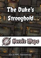 Heroic Maps - The Duke's Stronghold