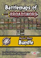 Heroic Maps - Broadsword Maps [BUNDLE]