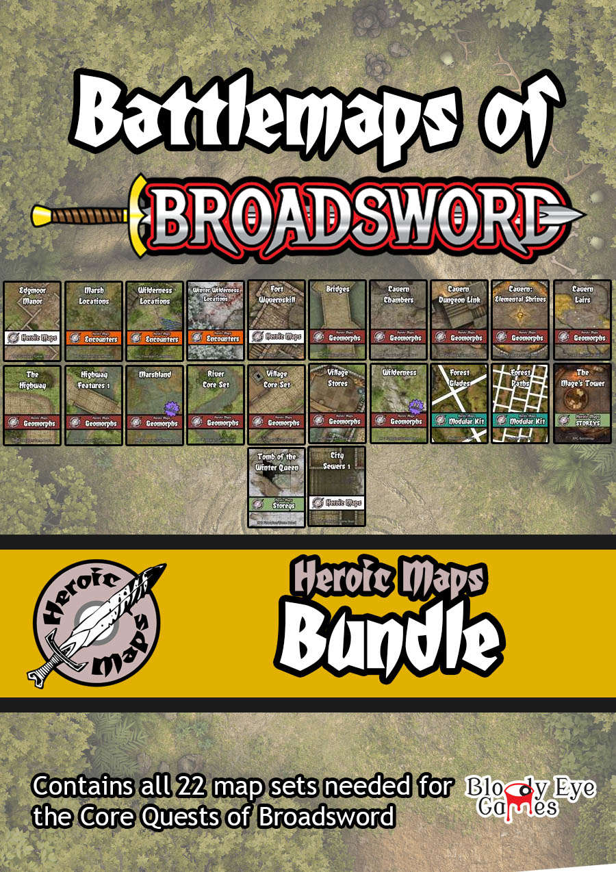 Broadsword Bundle