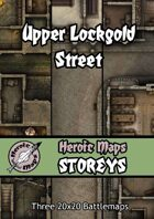 Upper Lockgold Street