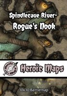 Heroic Maps - Spindlecave River: Rogue's Nook