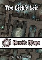 Heroic Maps - The Lich's Lair