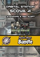 Heroic Maps - Orbital Station Scova 4 [BUNDLE]
