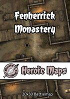 Heroic Maps - Fenherrick Monastery