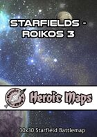 Heroic Maps - Starfields: Roikos 3