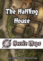Heroic Maps - The Halfling House