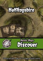 Heroic Maps - Discover: Halflingshire