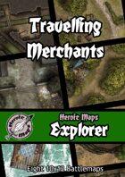 Heroic Maps - Explorer: Travelling Merchants